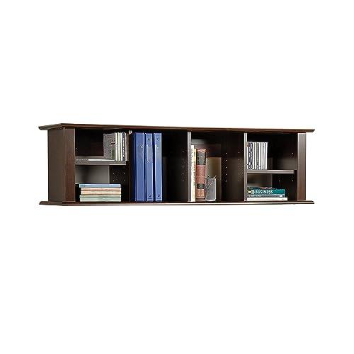 Groovy Wall Mount Bookshelves Amazon Com Beutiful Home Inspiration Xortanetmahrainfo