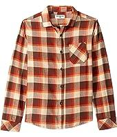 Freemont Flannel Top (Big Kids)