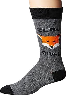 """Zero """"Fox"""" Given"""