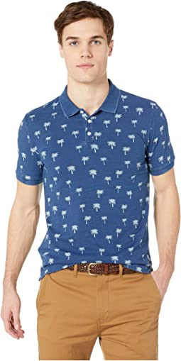 All Over Palm Tree Polo