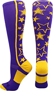 Best yellow and purple socks Reviews