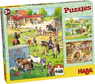 HABA Puzzles Horse - Friends