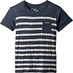 Extra Soft Stripes Tee (Little Kids/Big Kids)