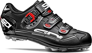 Sidi Dominator Fit Mega Cycling Shoe - Men's Black, 46.5/Wide
