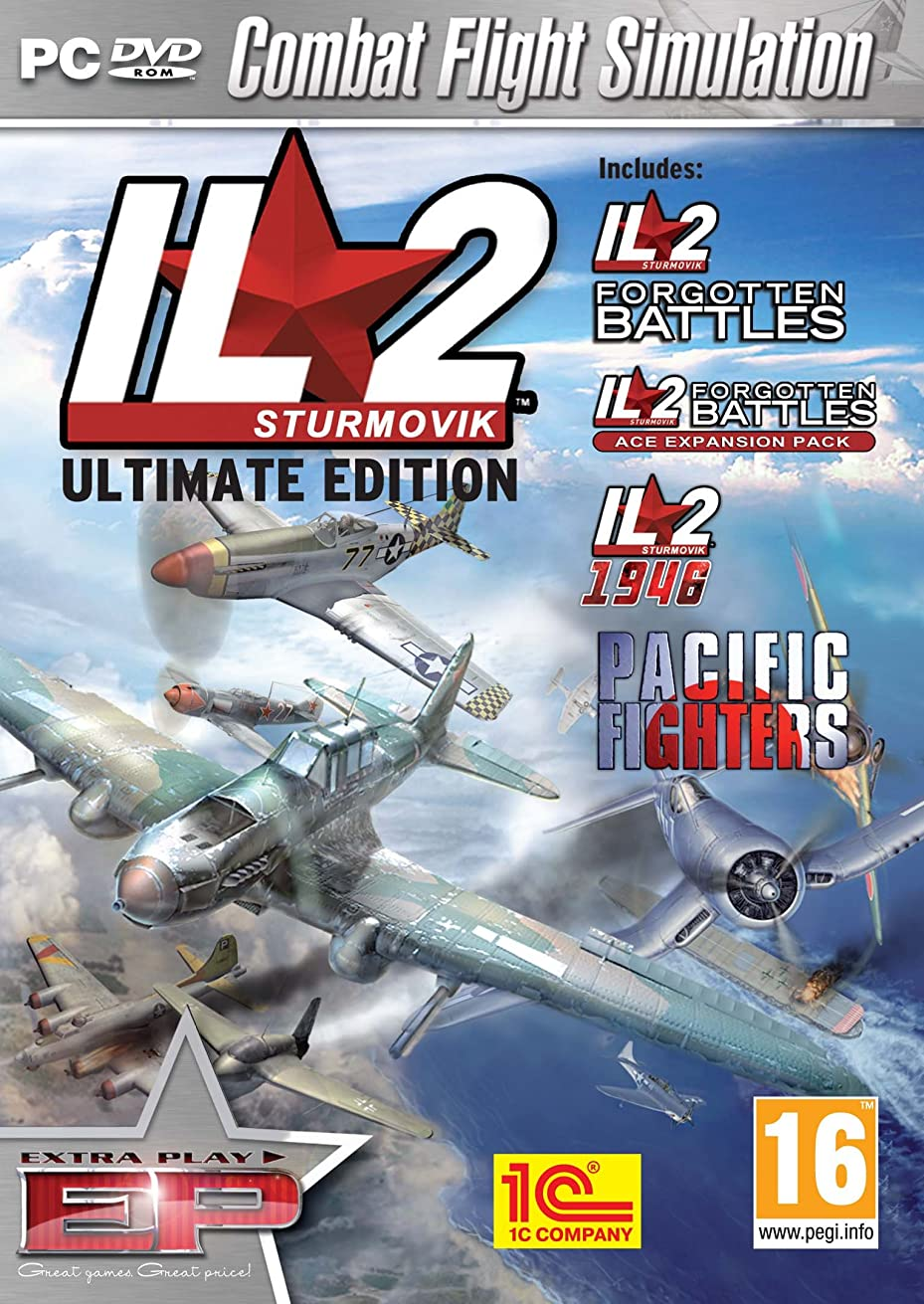 下品デジタルクラウドIL2 Sturmovik - The Ultimate Edition