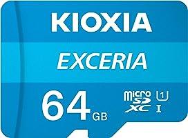 Kioxia EXCERIA microSD 64GB UHS1 R100