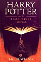 Cover image of Harry Potter and the Half-Blood Prince by J.K. Rowling