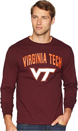Virginia Tech Hokies Long Sleeve Jersey Tee
