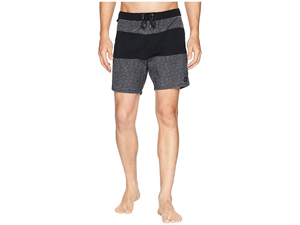 Globe Dion Cellar Boardshorts (Vintage Black) Men