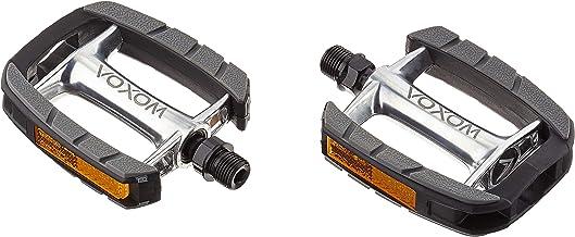 Voxom Trekking pedalen Pe12 zwart, E-Bike, One size
