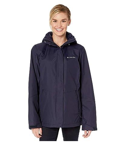 Columbia Bugabootm II Fleece Interchange Jacket (Dark Nocturnal/Fathom Blue) Women
