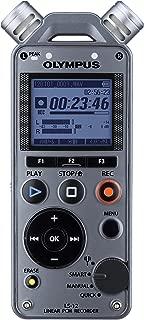 OLYMPUS リニアPCMレコーダー 2GB 自動録音レベル調整機能 指向性ステレオマイク搭載 LS-12