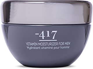 -417 Vitamin Moisturizer for Men - All Day Hydration Moisturizer with Aloe Vera, Horse Chestnut Seed Extrac...