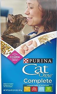 Purina Cat Chow Complete Cat Food 3.15 lb