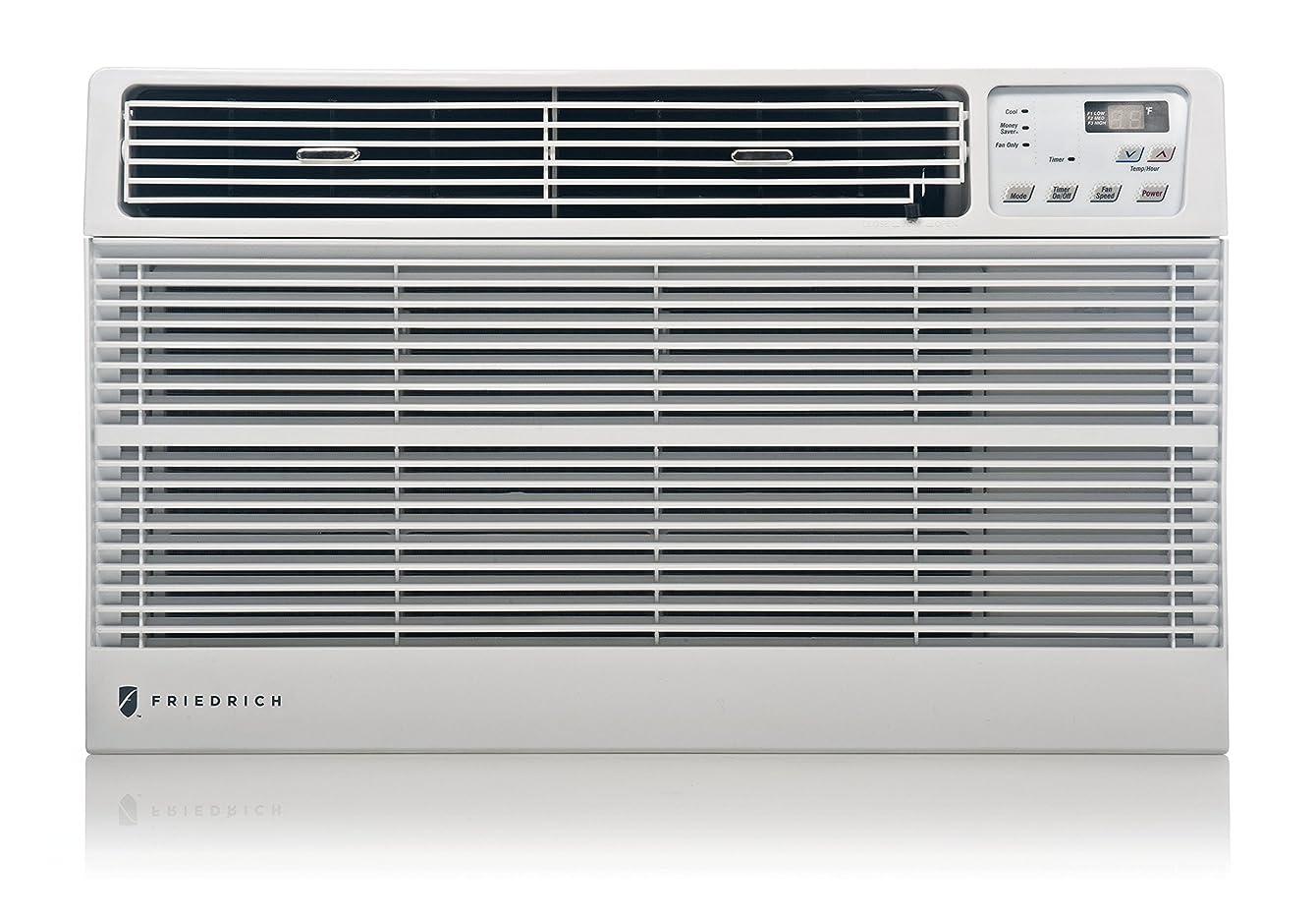 Friedrich UE10D33C 10000 BTU Uni-Fit Series Room Air Conditioner with Electric Heat, 230-volt