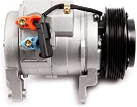 ECCPP Compatible fit for New A/C Compressor with Clutch CO 10802C FOR 2003-2008 Dodge Ram 1500 2500 3500 V8 5.7L Compressors