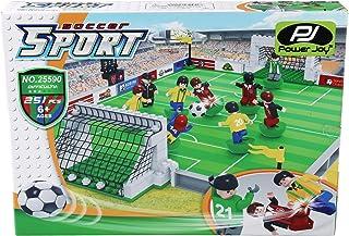 Banbao Soccer Sport Games Bricks Set, Multi-Colour, 25590, 251 Pieces