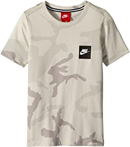 Sportswear Printed T-Shirt (Little Kids/Big Kids)