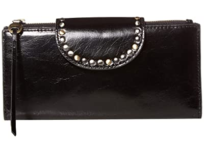 Hobo Elsa (Black) Wallet Handbags