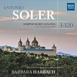 Soler: Harpsichord Sonatas 1-120