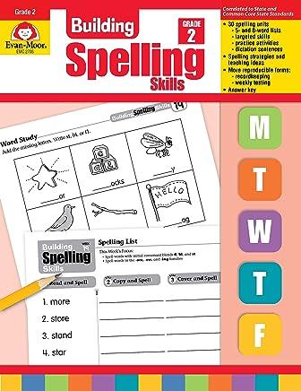 Building Spelling Skills Grade 2 0023472027061