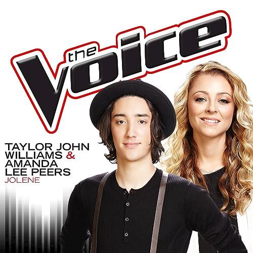 Jolene (The Voice Performance) by Taylor John Williams