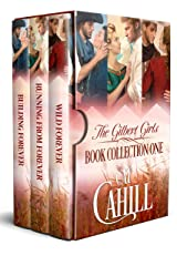 The Gilbert Girls Book Collection One: 3 Sweet Historical Western Romances Kindle Edition