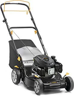comprar comparacion Alpina 295492044/A19 Cortacesped Gasolina BL 460 S, 139 CC, Negro, Ancho de Corte 46 cm, Capacidad de Bolsa 55 L