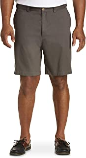 Harbor Bay by DXL Big and Tall Waist-Relaxer Shorts