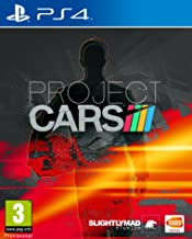 Project Cars PS4