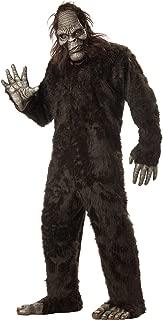 Men's Plus-Size Big Foot Suit Costume In Plus