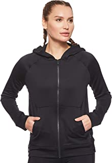 Under Armour Women's Tech Terry Fz Jacket, Black, Small