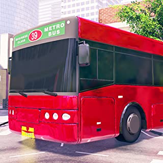Modern City Tourist Bus Driving Simulator Game 3D