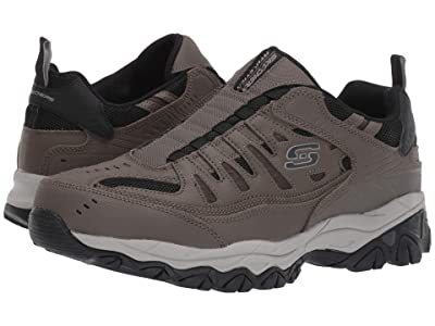 SKECHERS After Burn M. Fit (Brown) Men