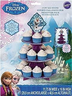 Wilton 1512-4500 Disney Frozen Cupcake Stand