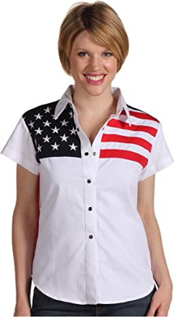 Scully - Stars & Stripes Shirt