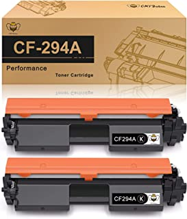 CMYBabee Compatible Toner Cartridge Replacement for HP 94A CF294A Toner Cartridge for PRO M118 M118dw MFP M148 M148dw M148fdw (Black, 2-Pack)