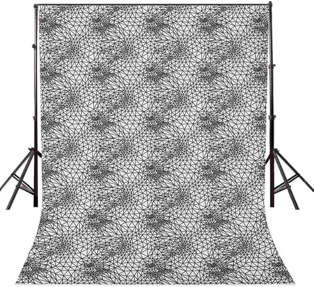 8x12 FT Snowflake Vinyl Photography Background Backdrops,Holly Berry Leaves and Snowflakes on Vertical Banners Christmas and New Year Background for Photo Backdrop Studio Props Photo Backdrop Wall