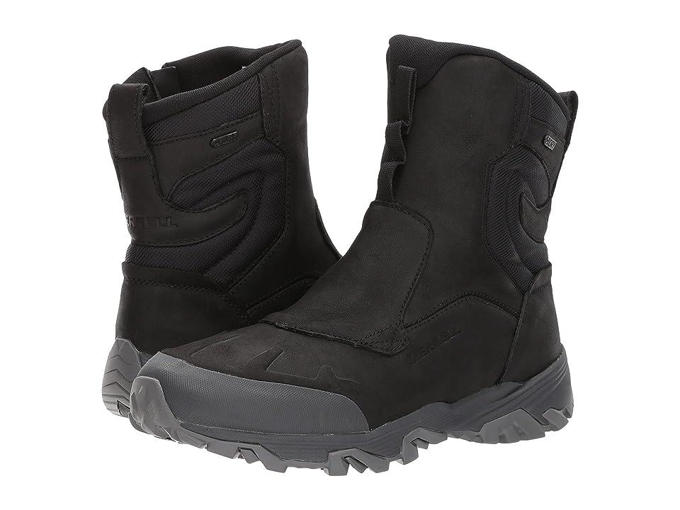 Merrell Coldpack Ice+ 8 Zip Polar Waterproof (Black) Men