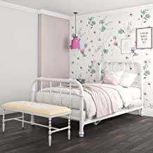 Best antique iron toddler bed Reviews