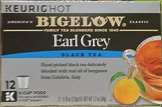 Bigelow Earl Grey Black Tea K-Cups 12 ct