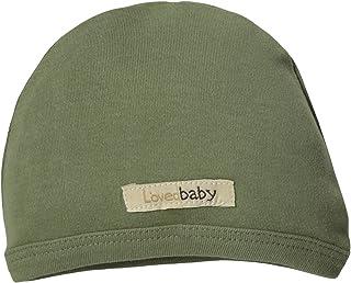 Lovedbaby Baby-Boys Organic Cute Cap, Sage, 6-12m