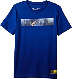 Steph Curry 30 Proven Short Sleeve Tee (Big Kids)