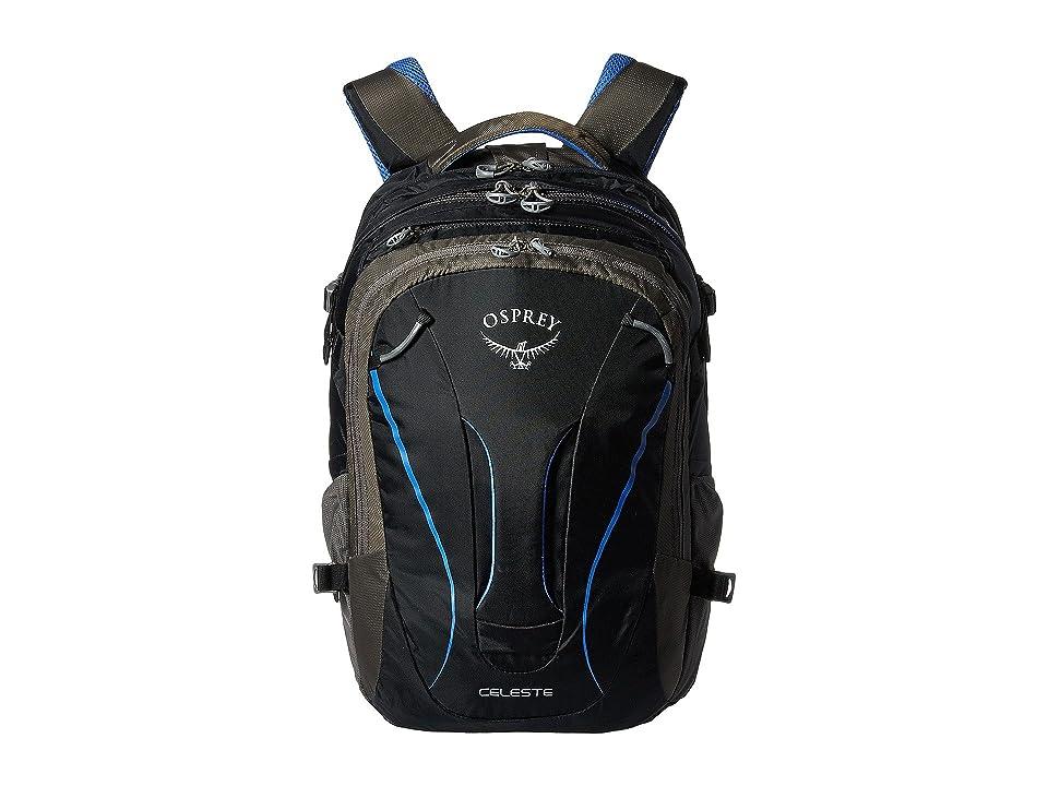 Osprey Celeste (Black Orchid) Backpack Bags