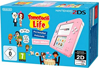Nintendo 2Ds: Console Rosa/Bianco + Tomodachi Life Bundle