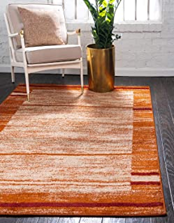 Best terracotta area rugs Reviews