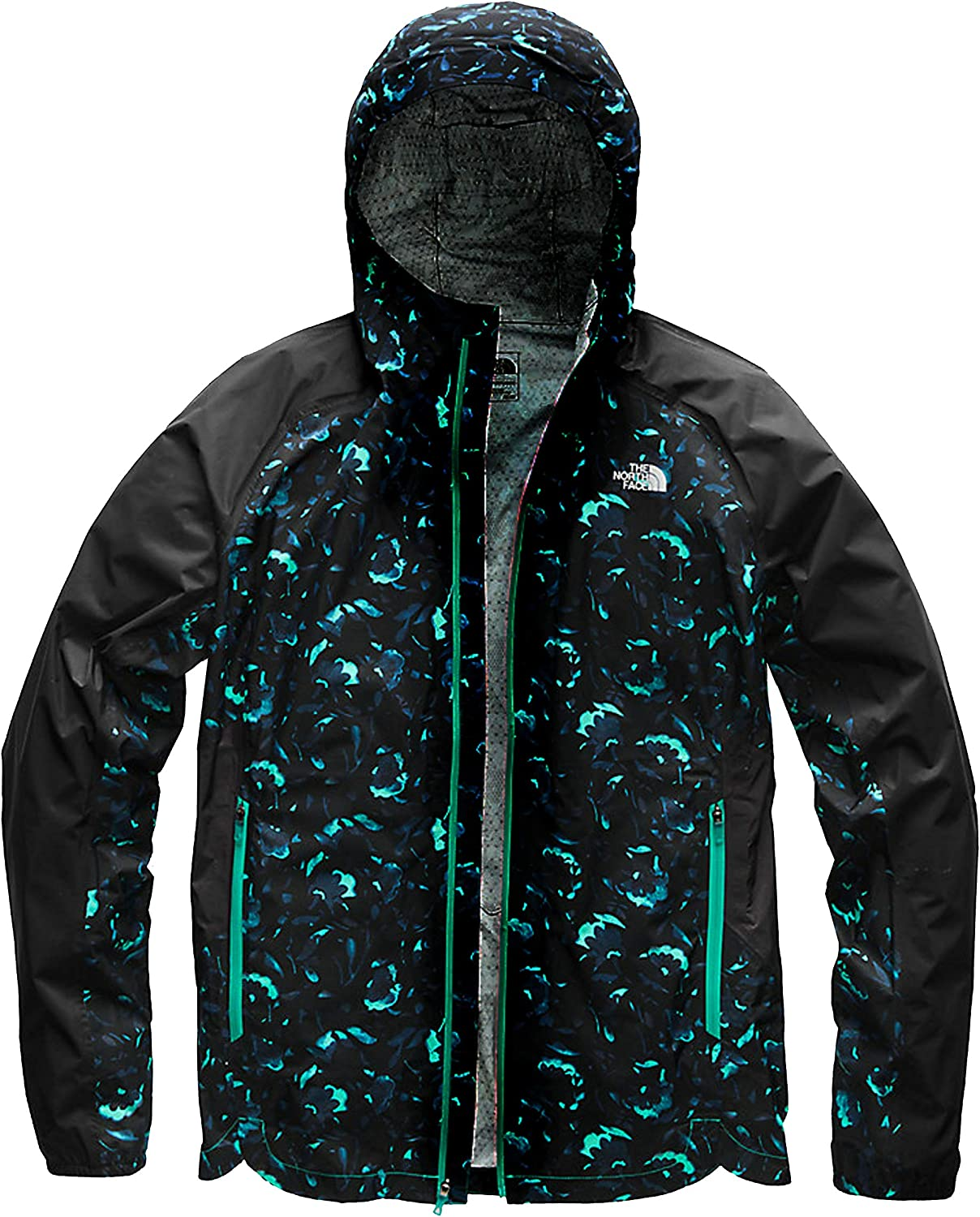 The North Face Women's Stormy Trail Windbreaker Water Resistant Running Jacket
