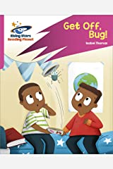 Reading Planet: Rocket Phonics – Target Practice – Get Off, Bug! – Pink B (English Edition) eBook Kindle