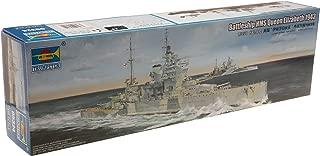 Trumpeter 1/350 HMS Queen Elizabeth 1941 British Battleship