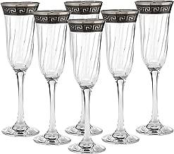 Best italian decor champagne glasses Reviews